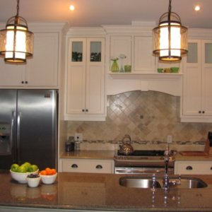 Kitchen Corell Custom Cabinetry